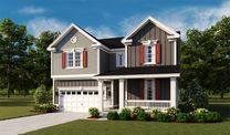 Hager's Crossing by Richmond American Homes in Hagerstown Maryland