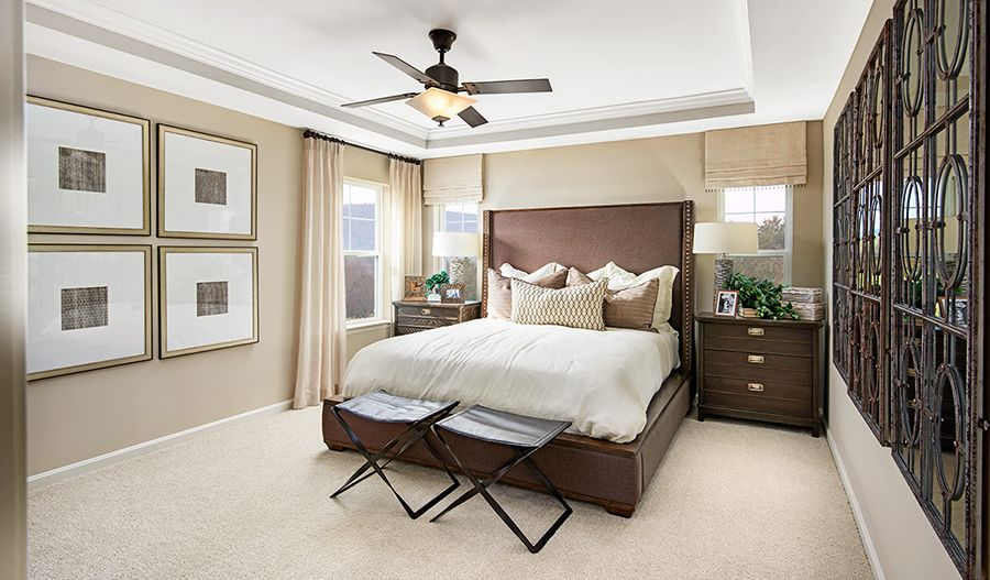 Bedroom featured in the Coronado By Richmond American Homes in Hagerstown, MD