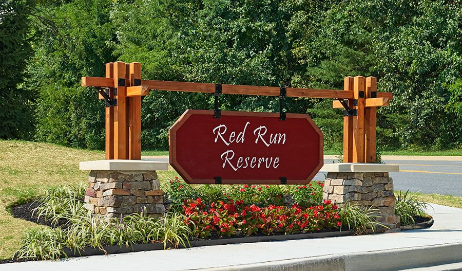 'Red Run Reserve' by Richmond American Homes - Maryland in Baltimore