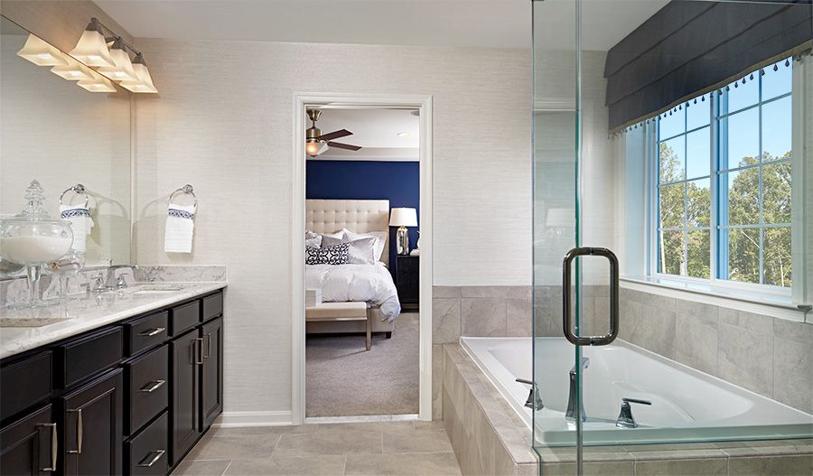 Bathroom featured in the Hemingway By Richmond American Homes in Baltimore, MD