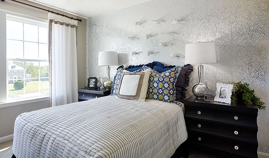 Bedroom featured in the Hemingway By Richmond American Homes in Baltimore, MD