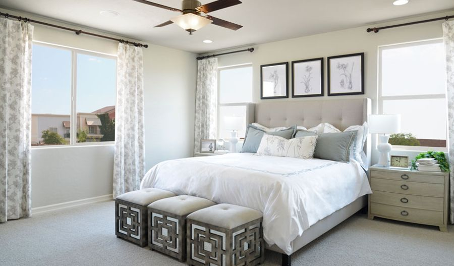 Bedroom featured in the Bradford By Richmond American Homes in Baltimore, MD