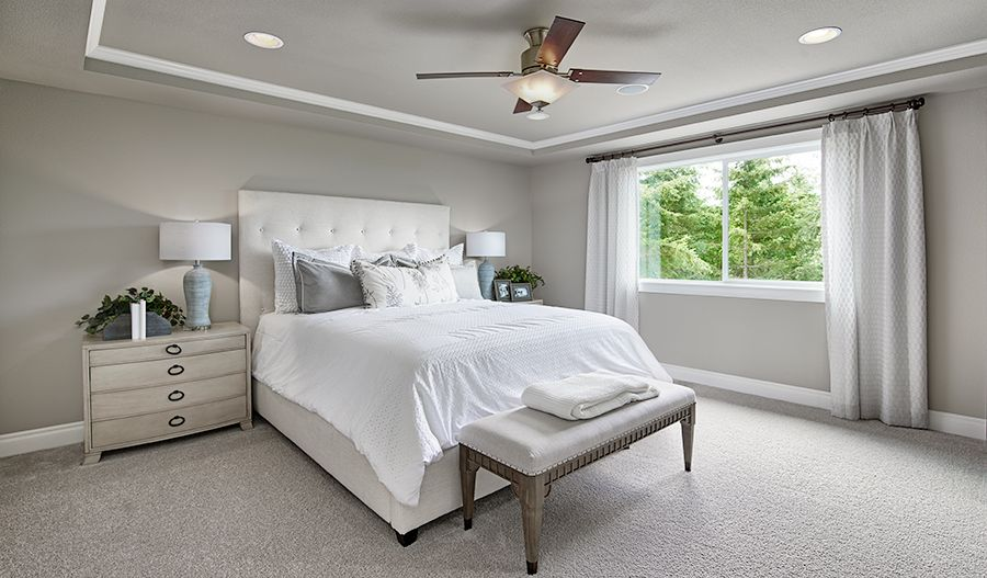 Bedroom featured in the Hemingway II By Richmond American Homes in Baltimore, MD