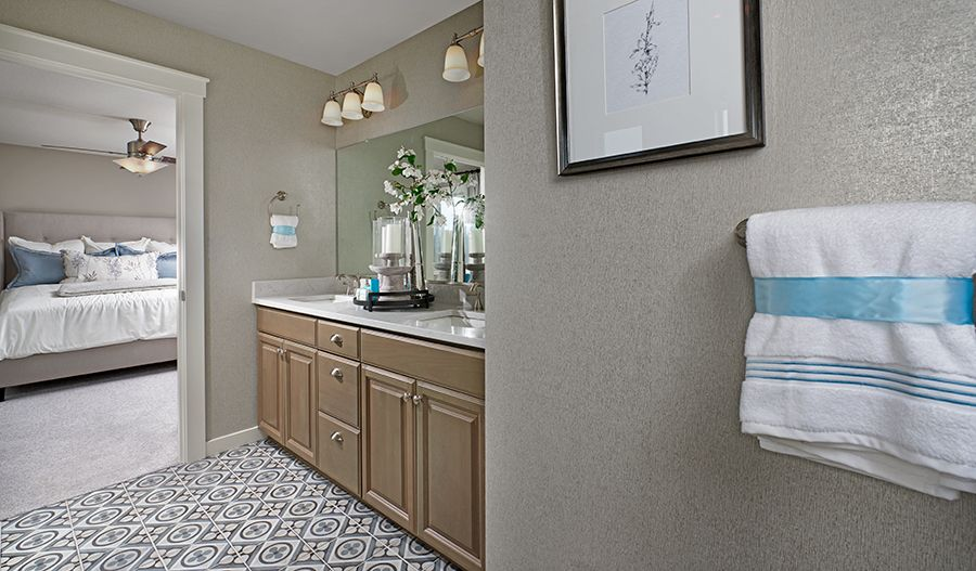 Bathroom featured in the Hemingway II By Richmond American Homes in Baltimore, MD