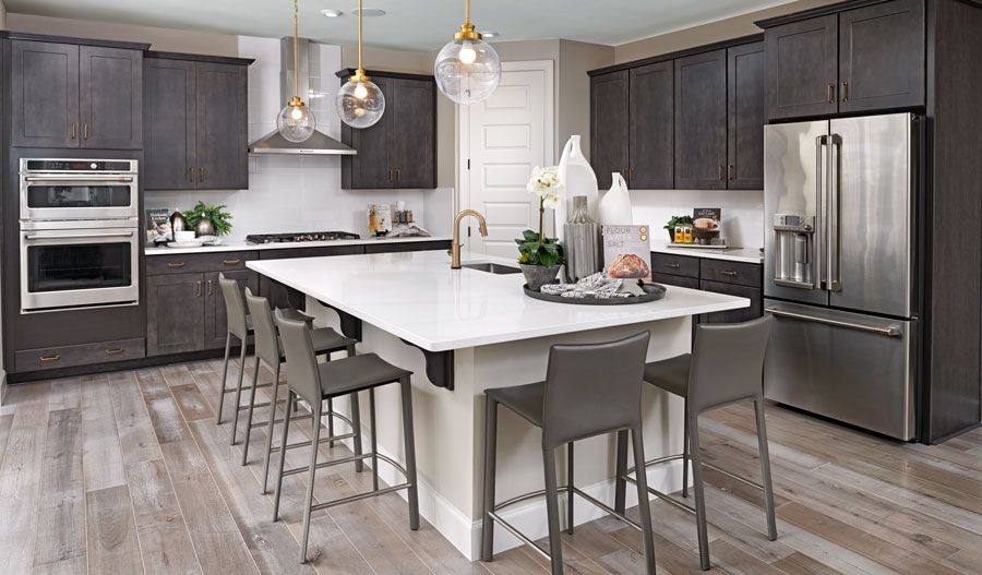 Kitchen featured in the Yellowstone By Richmond American Homes in Baltimore, MD