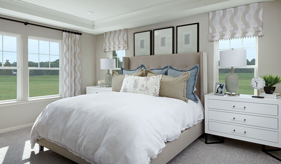 Bedroom featured in the Fleming By Richmond American Homes in Baltimore, MD