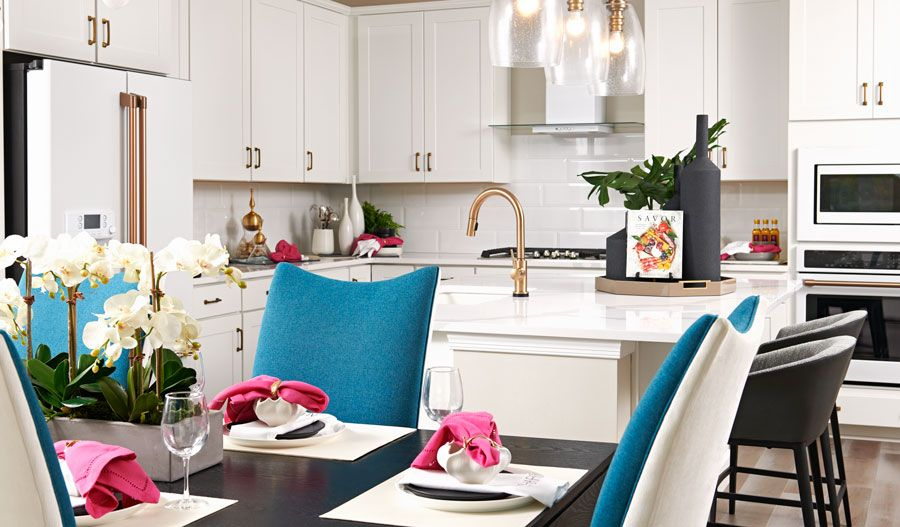 Kitchen featured in the Arlington By Richmond American Homes in Hagerstown, MD