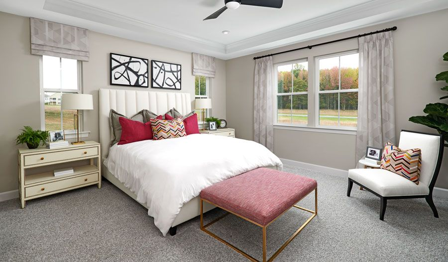 Bedroom featured in the Arlington By Richmond American Homes in Hagerstown, MD