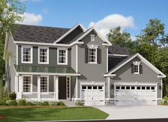 Donovan - Brunswick Crossing: Brunswick, District Of Columbia - Richmond American Homes
