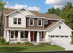 Preston - Walnut Reserve: Owings Mills, Maryland - Richmond American Homes
