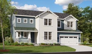 Presley - Walnut Reserve: Owings Mills, Maryland - Richmond American Homes
