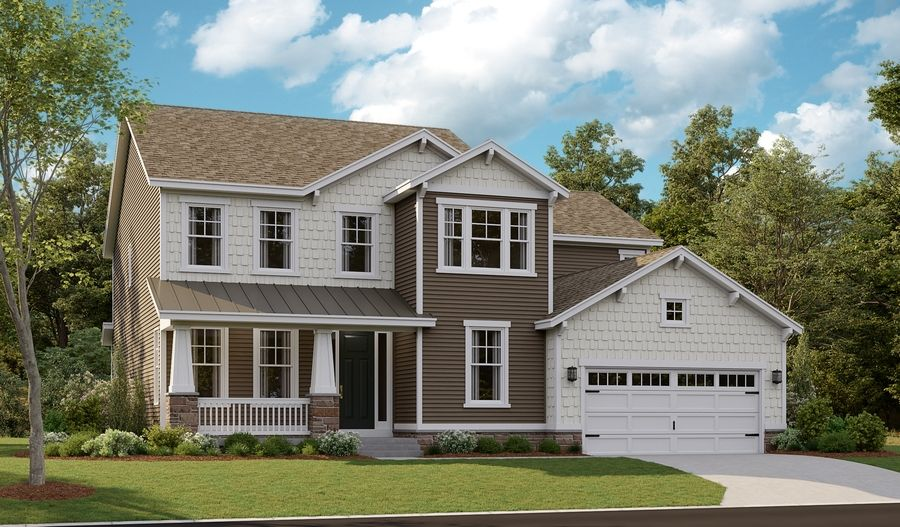 'Walnut Reserve' by Richmond American Homes - Maryland in Baltimore