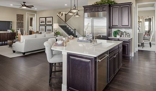 Kitchen-in-Dayton-at-The Sanctuary at Colliers Hill-in-Erie