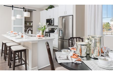Kitchen-in-Coral-at-Founders Village-in-Castle Rock