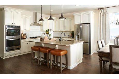 Kitchen-in-Arlington-at-Maple Neighborhood at Copperleaf-in-Centennial