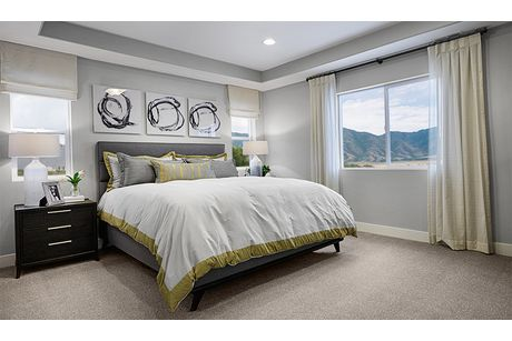 Bedroom-in-Bedford-at-The Villages at Colliers Hill-in-Erie