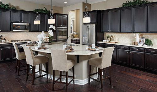 Kitchen-in-Daley-at-Reata Ridge-in-Parker