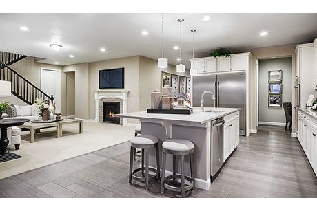 Kitchen-in-Hopewell-at-Ponderosa Neighborhood at Copperleaf-in-Centennial