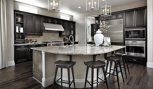 Kitchen-in-Holbrook-at-Timbers at the Pinery-in-Parker