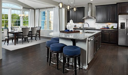 Kitchen-in-Hemingway-at-The Villas at Anthology West-in-Parker
