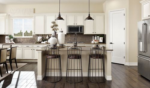 Kitchen-in-Delaney-at-Waverly at Southshore-in-Aurora