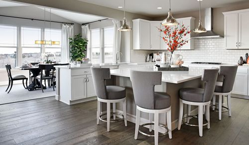 Kitchen-in-Seth-at-The Villages at Colliers Hill-in-Erie