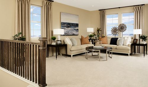 Greatroom-in-Andrea-at-The Villages at Colliers Hill-in-Erie