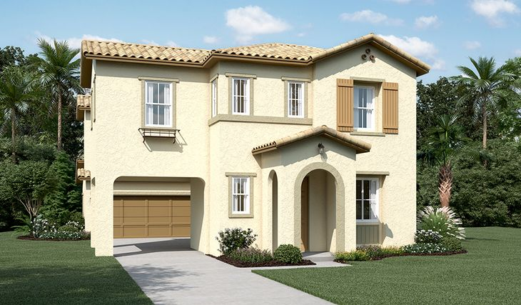 Barlow-N765-Inspirato Elevation A:The Barlow - Elevation A