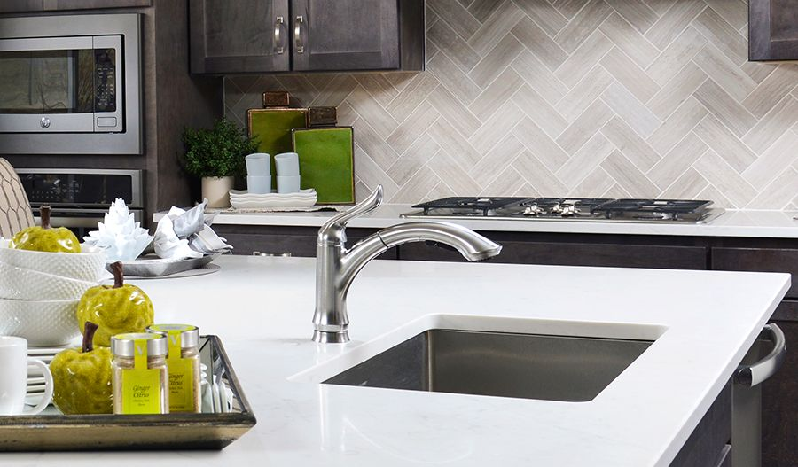 Kitchen featured in the Rosewood By Richmond American Homes in Portland-Vancouver, WA