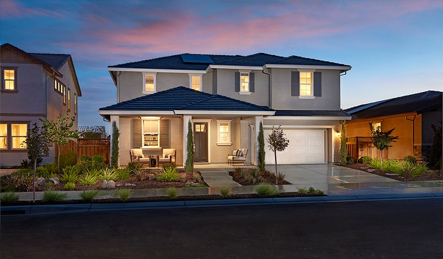 greenview at evans estates in manteca ca new homes floor plans