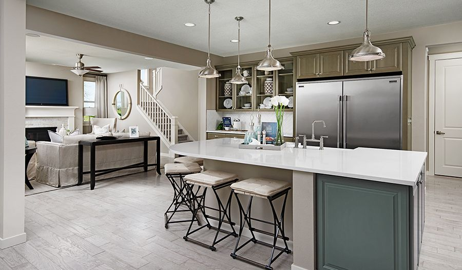 Kitchen featured in the Hemingway II By Richmond American Homes in Portland-Vancouver, OR