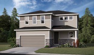 Coral II - Seasons at Kemper Loop: Ridgefield, Oregon - Richmond American Homes