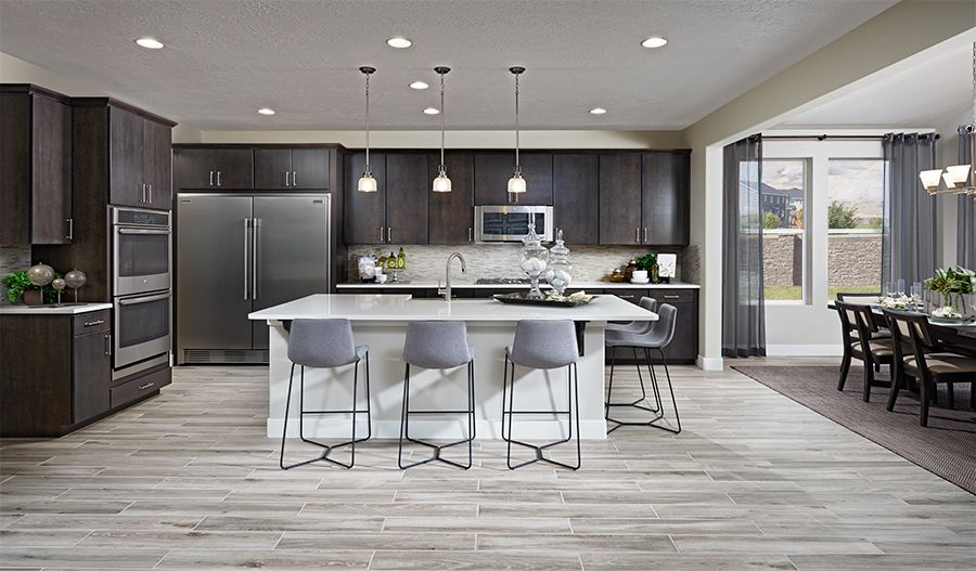 Kitchen featured in the Bedford By Richmond American Homes in Portland-Vancouver, OR