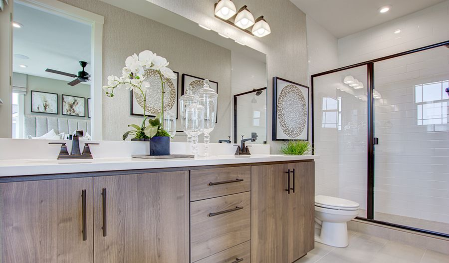 Bathroom featured in the Chicago By Richmond American Homes in Portland-Vancouver, OR