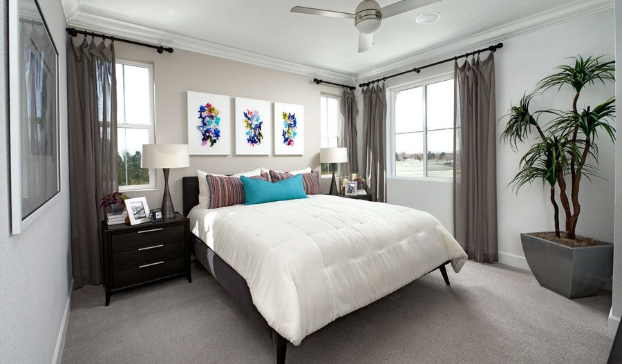 Bedroom featured in the Chicago By Richmond American Homes in Portland-Vancouver, OR