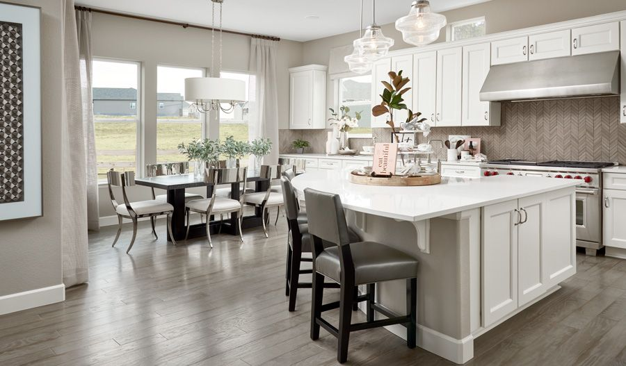 Kitchen featured in the Dayton By Richmond American Homes in Portland-Vancouver, WA