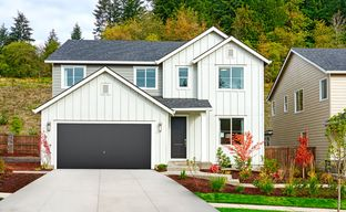 Scouters Mountain by Richmond American Homes in Portland-Vancouver Oregon