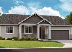 Daniel - Magnolia Heights: Washougal, Oregon - Richmond American Homes