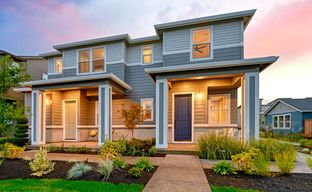 Reed's Crossing by Richmond American Homes in Portland-Vancouver Oregon