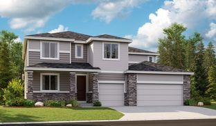 Donovan - Magnolia Heights: Washougal, Oregon - Richmond American Homes