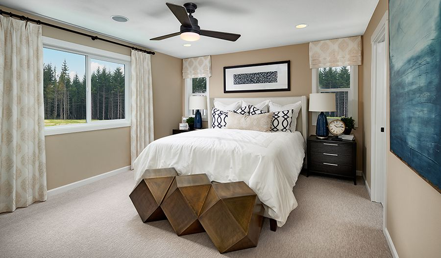 Bedroom featured in the Lapis By Richmond American Homes in Portland-Vancouver, WA