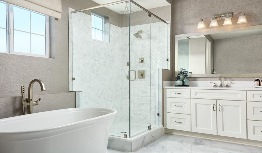 Bathroom featured in the Dayton By Richmond American Homes in Portland-Vancouver, WA