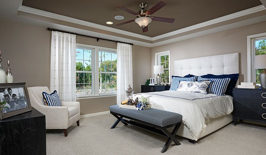 Bedroom featured in the Donovan By Richmond American Homes in Portland-Vancouver, WA