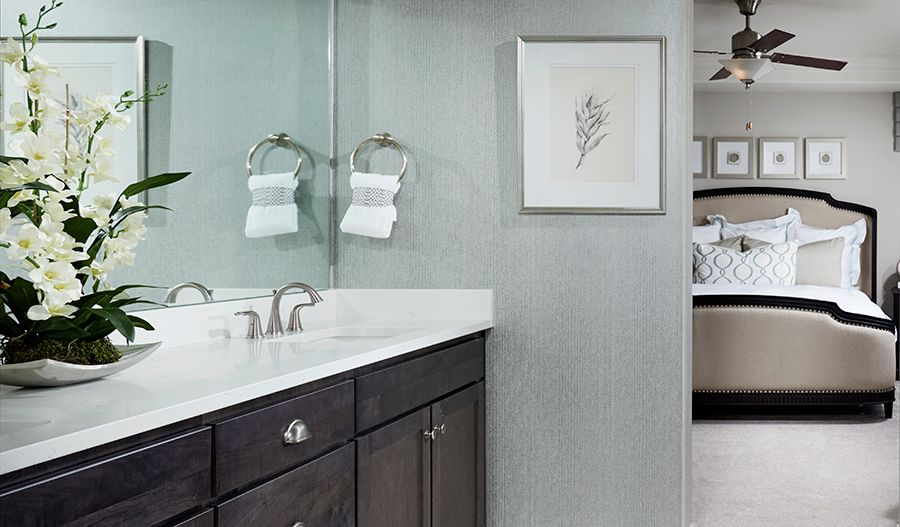 Bathroom featured in the Rosewood By Richmond American Homes in Portland-Vancouver, WA