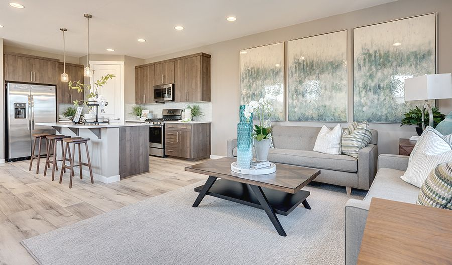 'Seasons at Kemper Grove' by Richmond American Homes - Portland in Portland-Vancouver