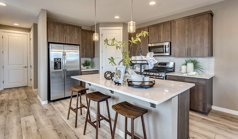 Kitchen featured in the Alpine By Richmond American Homes in Portland-Vancouver, WA