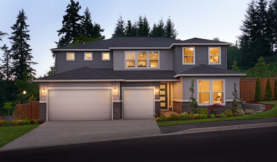 'Magnolia Heights' by Richmond American Homes - Portland in Portland-Vancouver