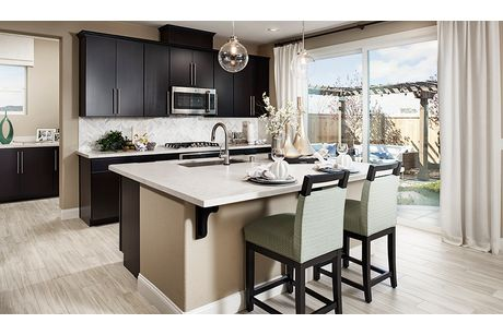 Kitchen-in-Sandoval-at-Mulberry at University District-in-Rohnert Park