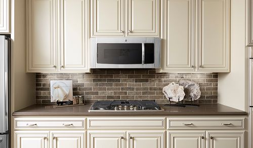 Kitchen-in-Timothy-at-Sandpointe at River Islands-in-Lathrop