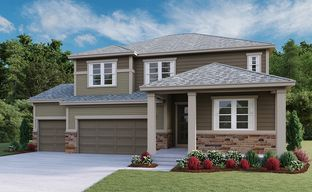 Barefoot Lakes by Richmond American Homes in Boulder-Longmont Colorado